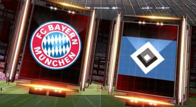 Бавария – Гамбург прямая видео трансляция онлайн Бавария – Гамбург прямая смотреть онлайн 14.08.15