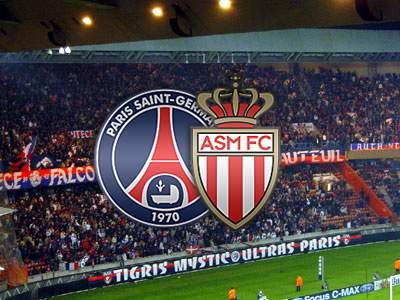 ПСЖ – Монако. Французская Лига 1 2014/15