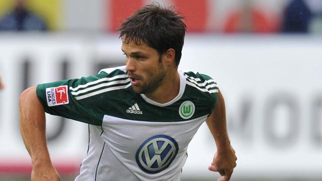 Диего футболист вольфсбург